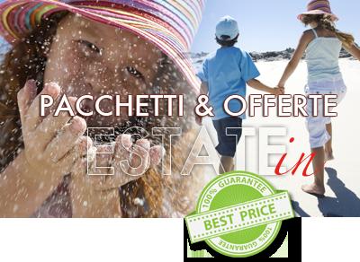 Family Hotel & Residence sul Mare in Toscana per Bambini